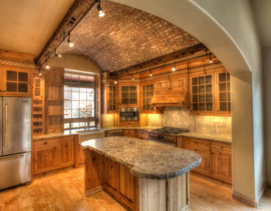 State-of-the-art kitchen by Jess Alway Inc.